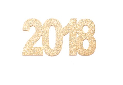 year large glitter wooden