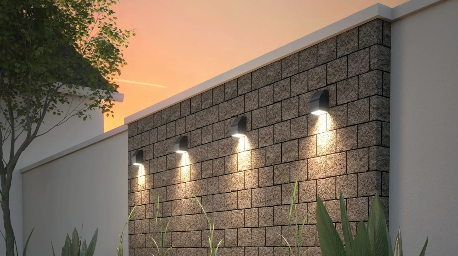 Wall Sconce Lighting Indoor Outdoor Wall Lights - Form + Function