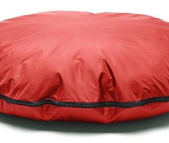 Nest Dog Bed Bomber Water Proof Nylon Liner For Center Cushion