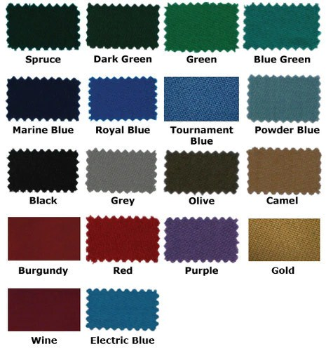 As you know, water and electricity don't mix. High Speed Worsted Wool Pool Table Billiards Cloth Coolpooltables Com