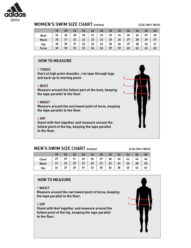 Shop also size guide  adidas swim rh adidasswimming