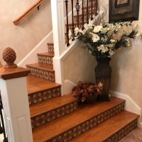 Favorite Stair Riser Tile Designs and Tips  Avente Tile