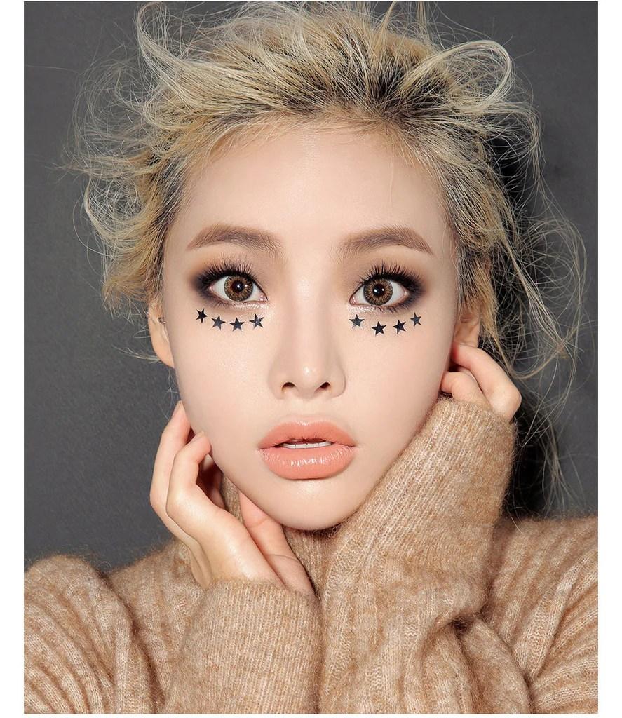 韓國 16 Brand Brickit shadow Hit 10 Choco 朱古力色 顯色10色眼影盤 – Vanessa Beauty
