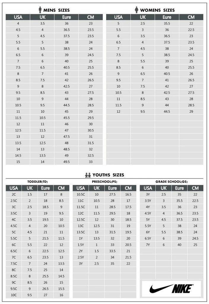 Quick links also size chart  thebigswoosh rh