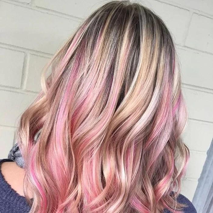 mofajang color hair wax temporary