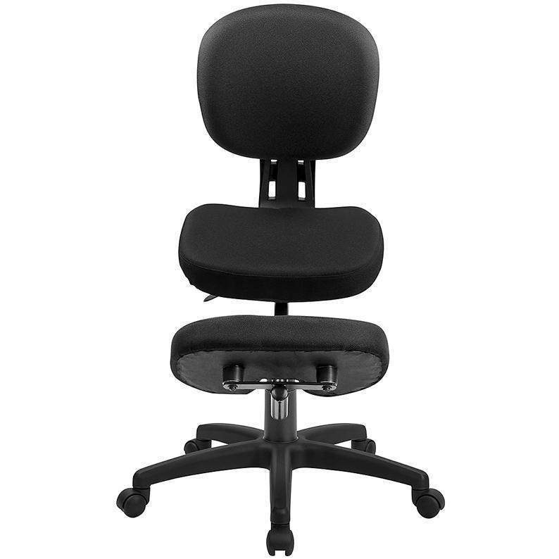 ergonomic chair kneeling posture stokke gravity stup desk mobile task back