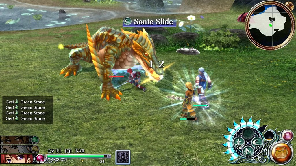 Ys: Memories of Celceta Remaster Announced for PlayStation 4 ...