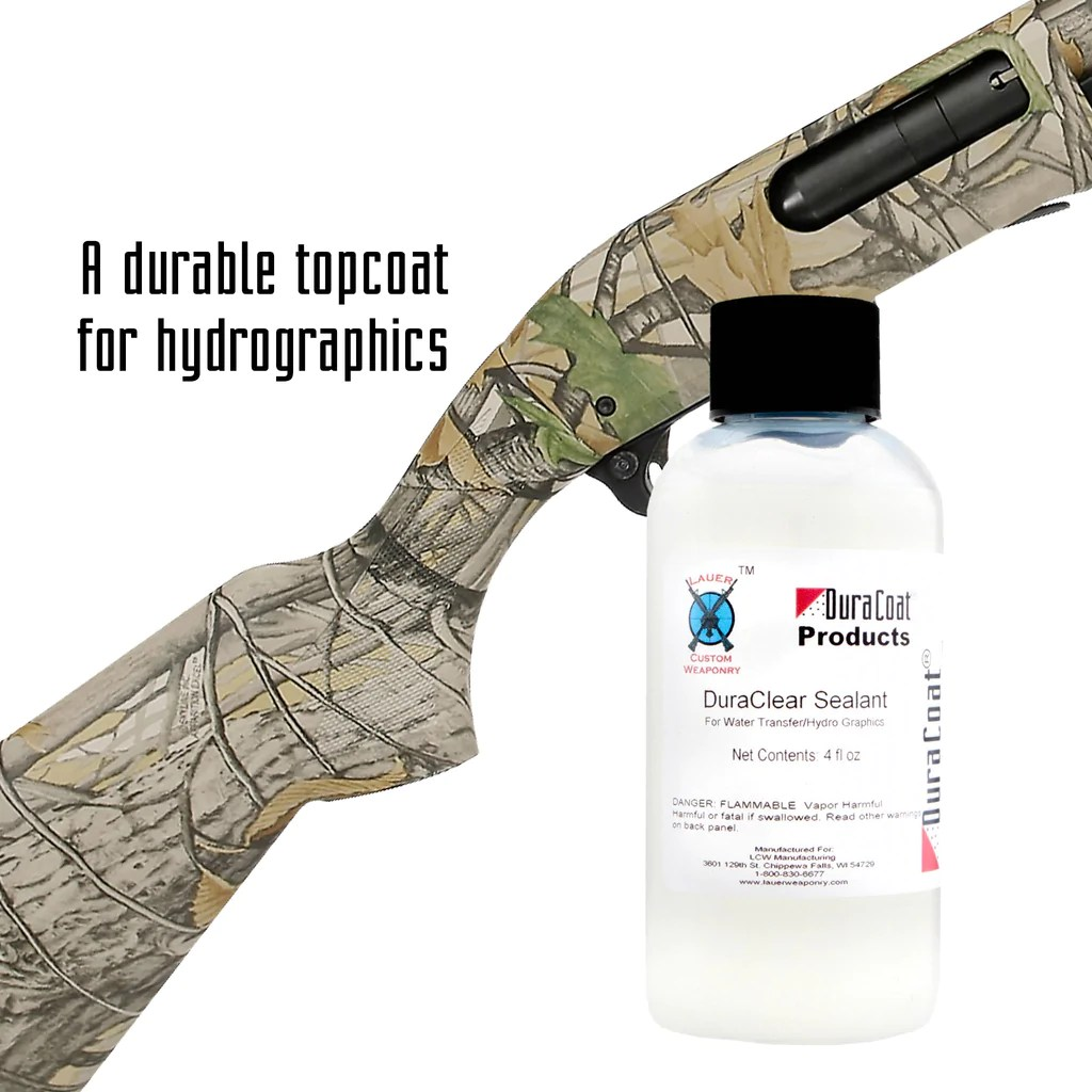 duraclear sealant for hydro