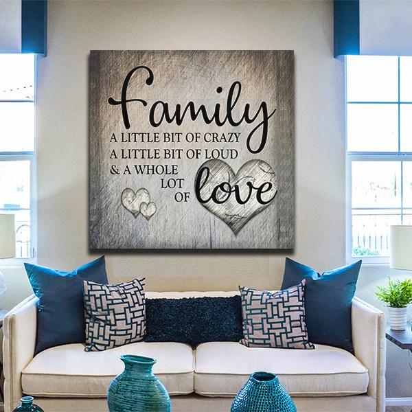 family love premium square