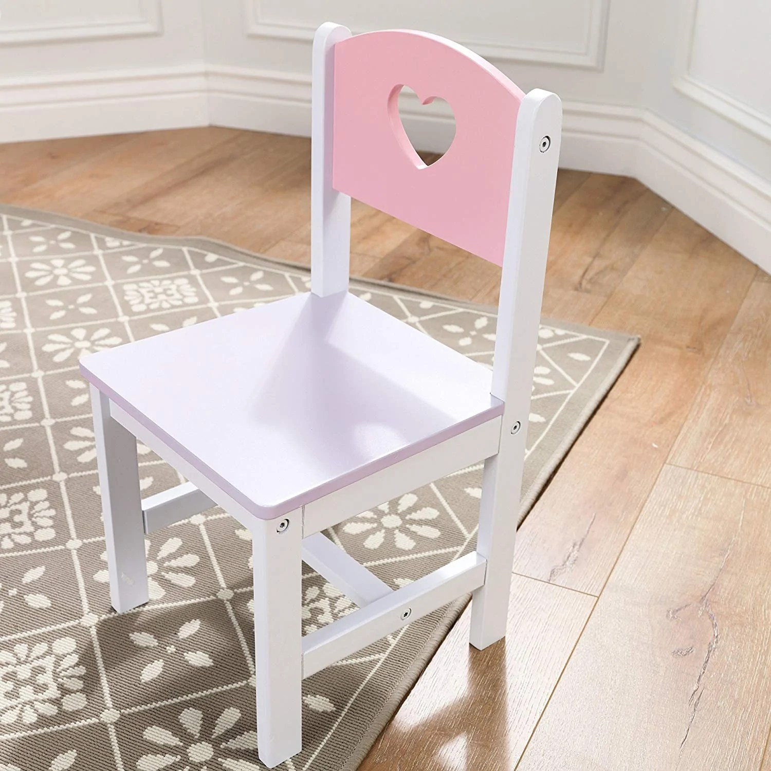 Kidkraft Heart Table And Chair Set Heart Table 2 Chairs Childrens Table And Chairs Set Kidkraft