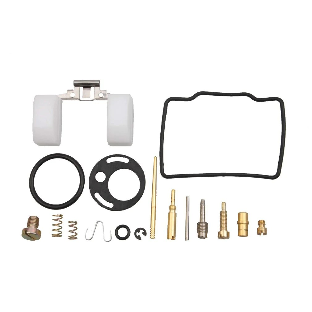 goofit 16mm carburetor repair kits for 70cc horizontal engine peace kazuma atv dirt bike go kart [ 1010 x 1010 Pixel ]