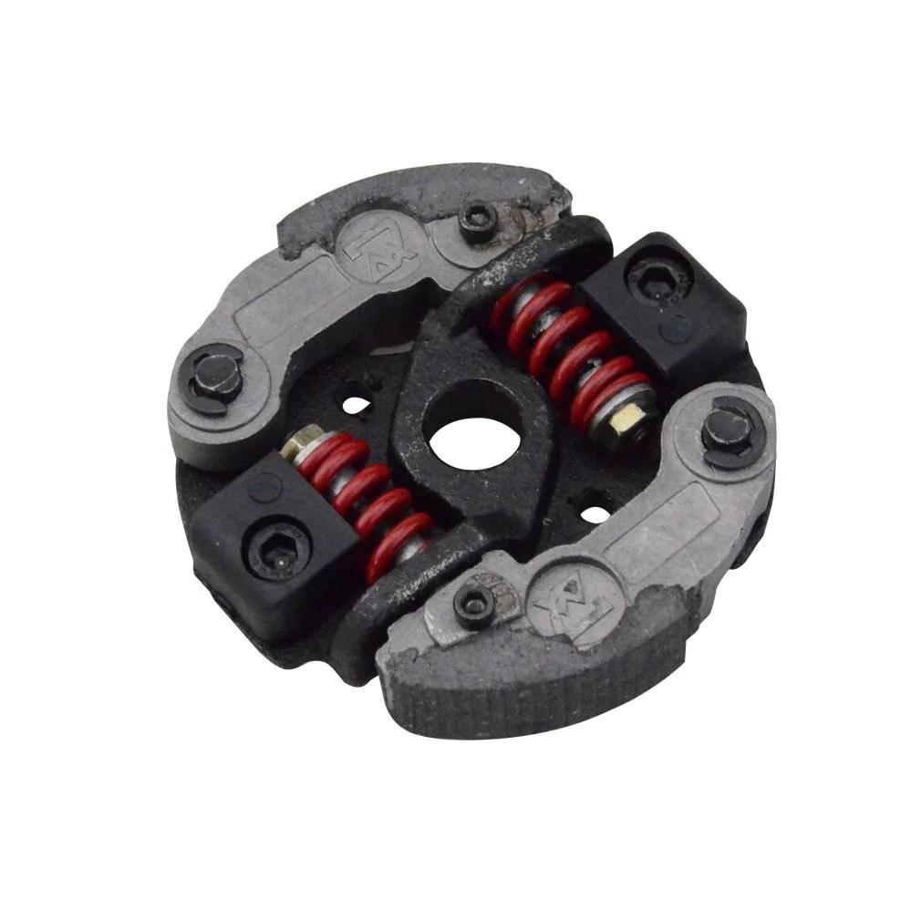 small resolution of goofit clutch pad spring for 44 6 40 6 47cc 49cc 2 stroke mini pocket bike atv quad