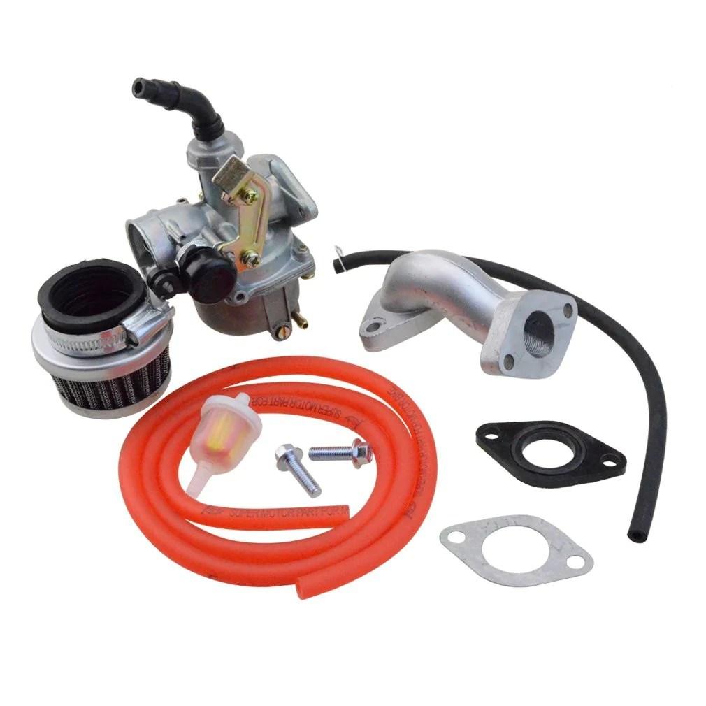 hight resolution of goofit parts carburetor