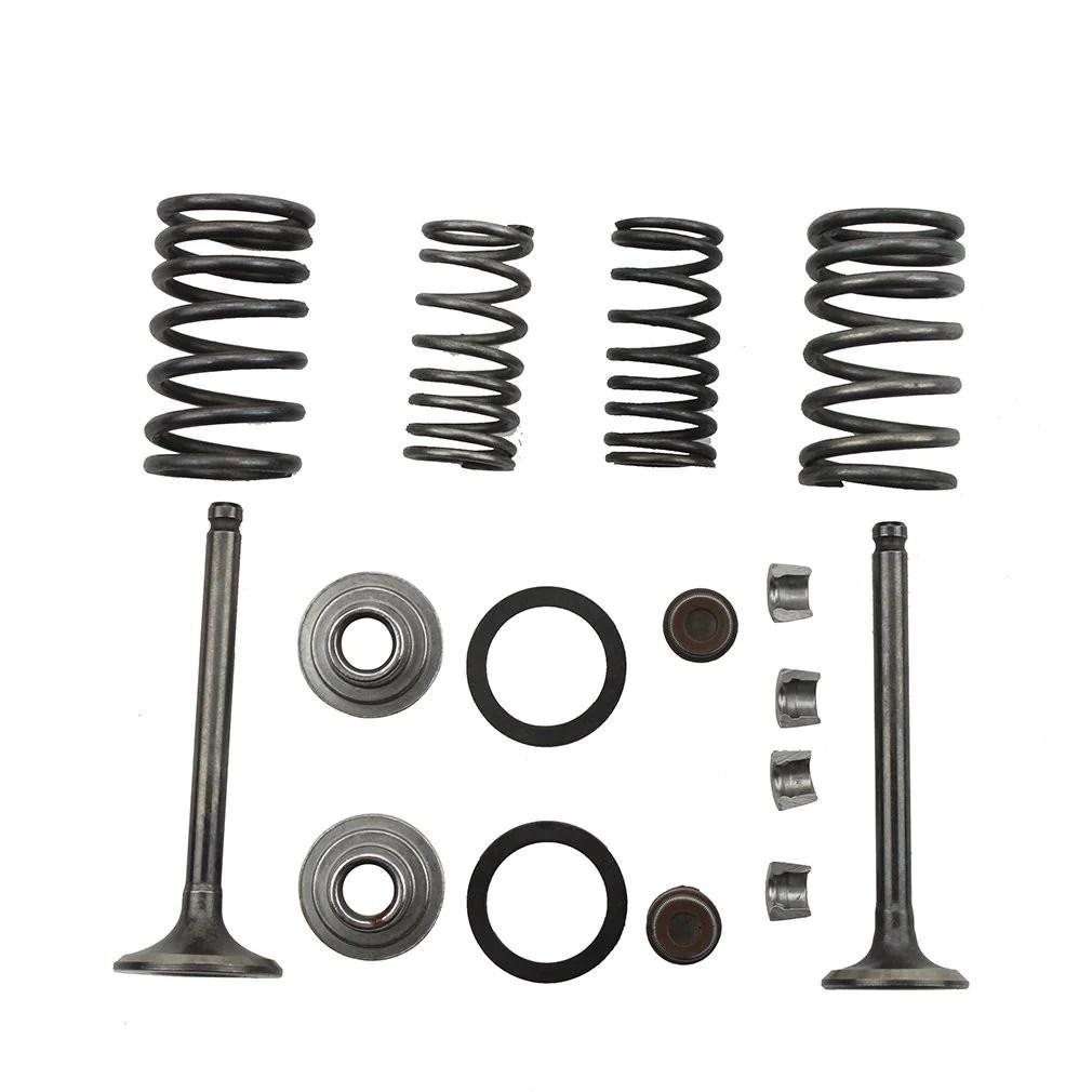 hight resolution of goofit cylinder valve rebuild kit for 70cc 90cc 110cc chinese taotao roketa sunl atv dirt bike go kart