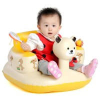 Inflatable Panda Seat Small Portable Baby Chair