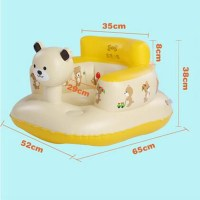 Inflatable Panda Seat Small Portable Baby Chair ...