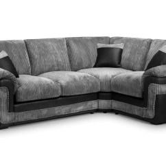 Really Small Corner Sofas Modern U Shaped Leather Sofa Dakota The Furniture Warehouse