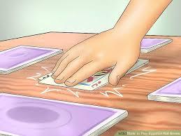 (在《埃及鼠螺絲》中,玩家可以在某些情況下將中間一巴掌打成紙牌)