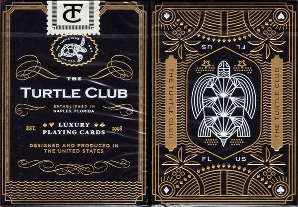 Turtle Club Luxury Playing Cards Uspcc Playingcarddecks Com