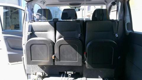 Taxi Conversions  Van Solve