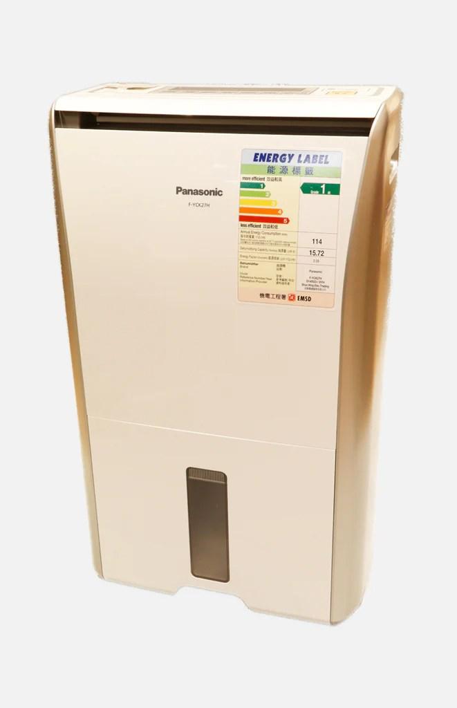 樂聲F-YCK27H ECONAVI 智慧節能抗敏抽濕機 (27公升)   裕華網店