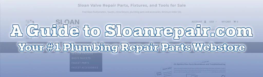 the best plumbing repair parts online