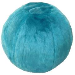 Bouncy Ball Chair Cheap Folding Outdoor Chairs And Fuzzy Yoga Exercise Beige By Rug Factory Plus Collection Turquoise