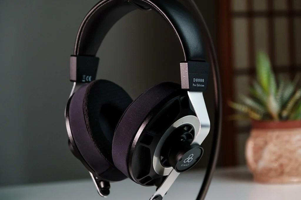 Final Audio D8000 Pro Edition - Planar Headphone Review