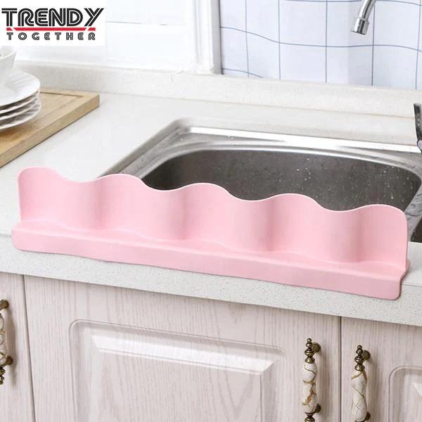 sink water splash guard