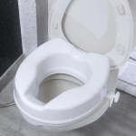 Buy Toilet Seat Riser Adjustable Commode Raiser For Knee Surgery And Rehab Hey Zindagi