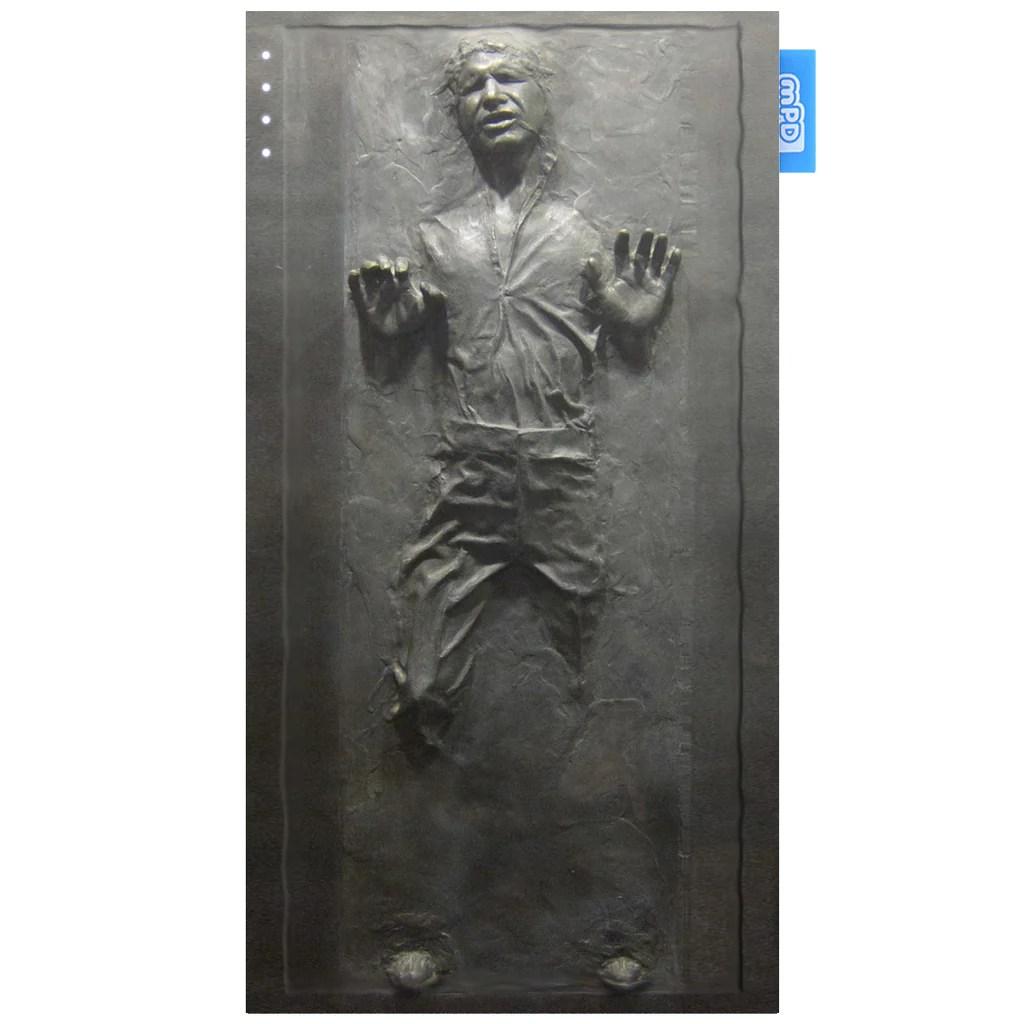 Han In Carbonite Mimopowerdeck 8000mah Star Wars Power