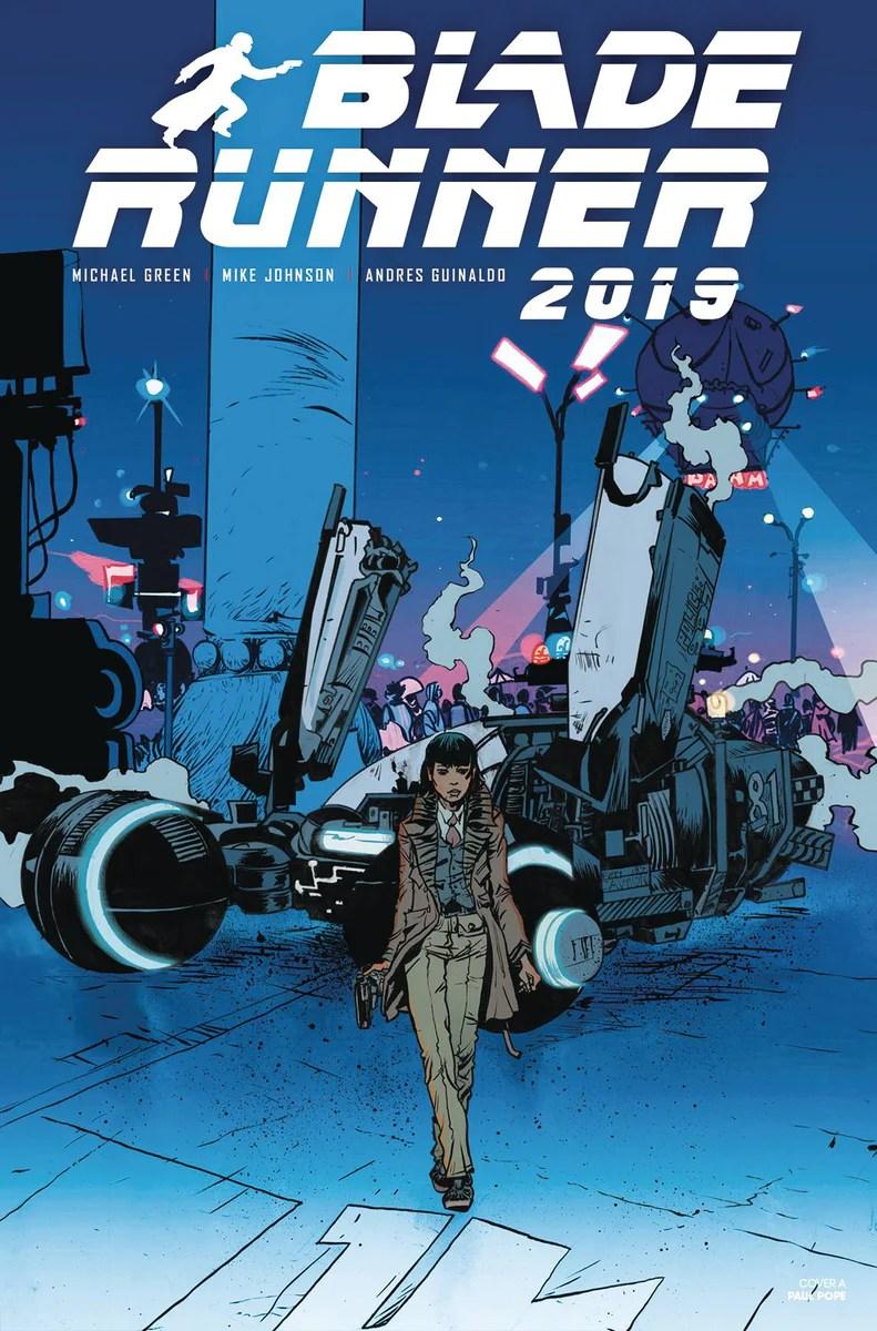 Blade Runner 2019 5 State Of Comics