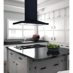 Hood Kitchen Cabinets Charleston Sc Zline 36 Oil Rubbed Bronze Island Range 8gl2bi