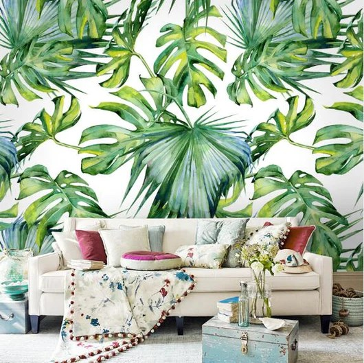 Fashion Garden Wallpaper Nature Wallpaper For Walls