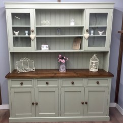 Kitchen Dresser Subway Tiles In 6ft French Grey Farmhouse Furniture Shop