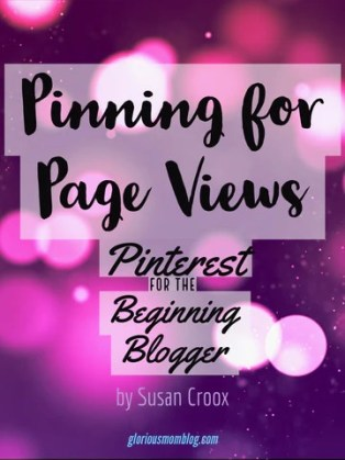 Ebook: Pinning for Page Views: Pinterest for the Beginning Blogger