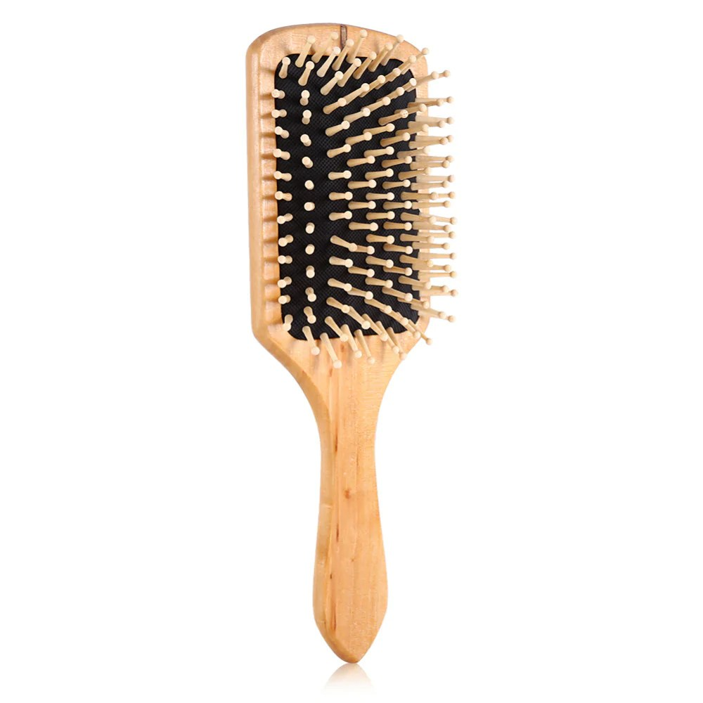 natural hair rescue paddle wood
