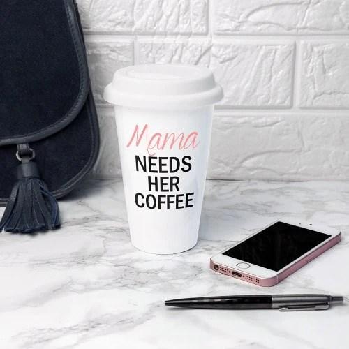 personalised travel mug custom