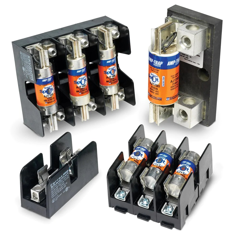 small resolution of j fuse block 600v 100a 2p bxr