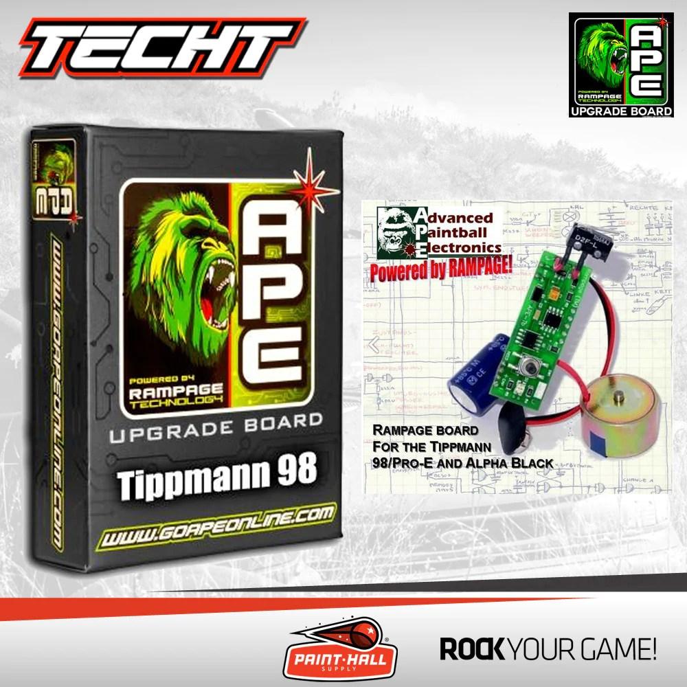 medium resolution of tarjeta ape para custom 98 bravo one sierra one upgrade board