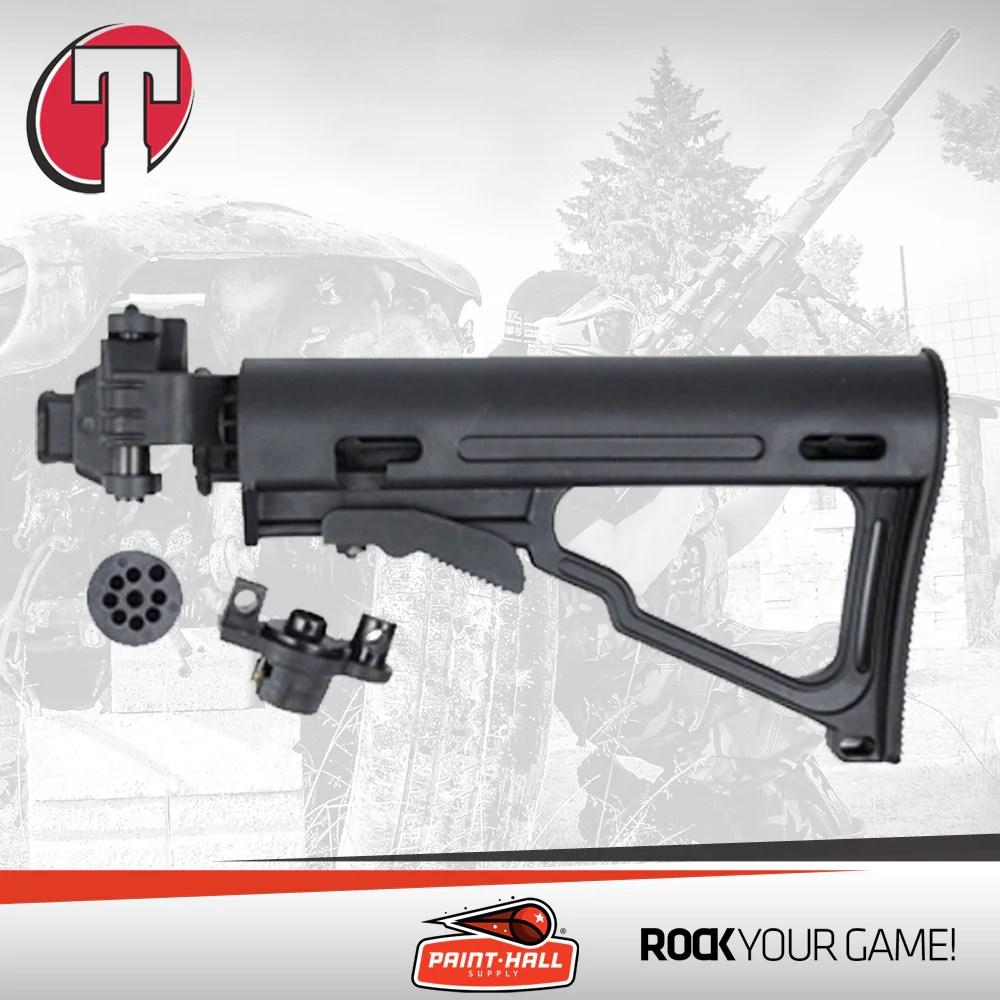 culata retr ctil y plegable para a5 custom 98 tipo sierra one [ 1000 x 1000 Pixel ]