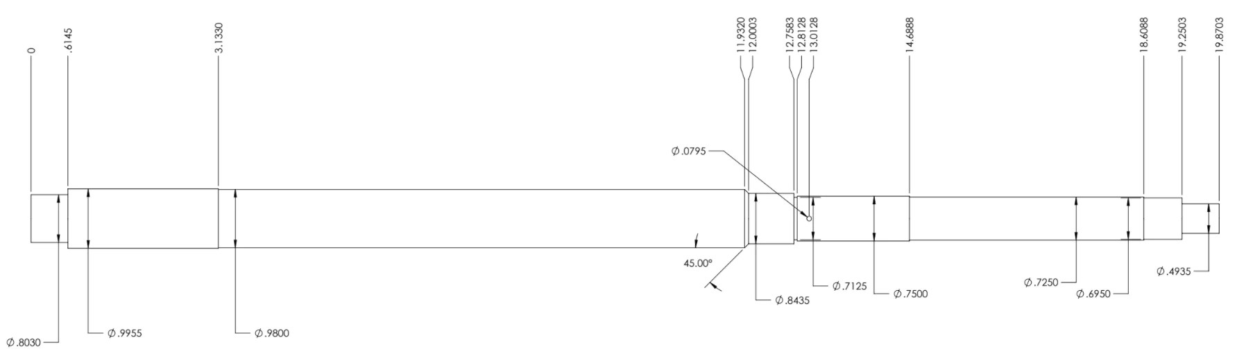 ar15 profiles international barrels inc on ar 15 general wiring diagram ar everything  [ 1796 x 517 Pixel ]