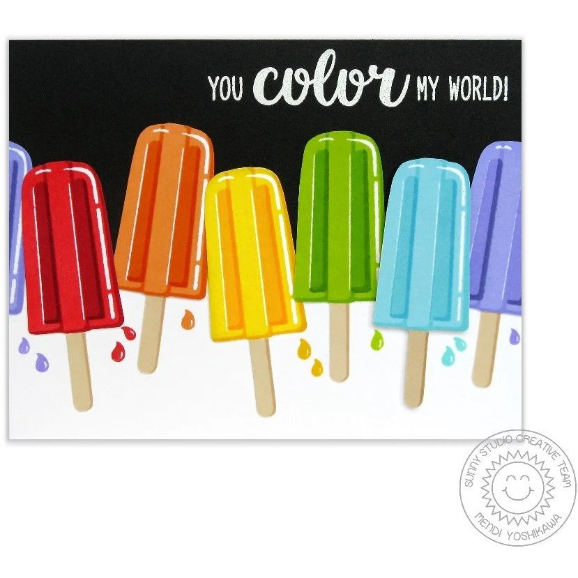 perfect popsicles stamps