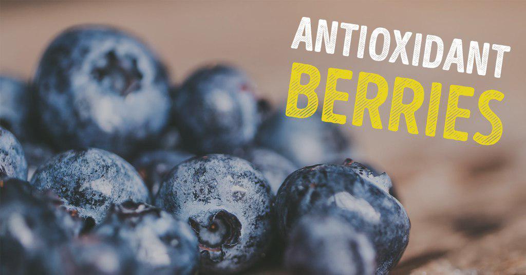 berries natural antioxidants and