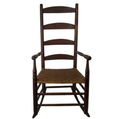 Shaker Ladder Back Chair Louis Room And Board Vintage Rocking  Avery Teach