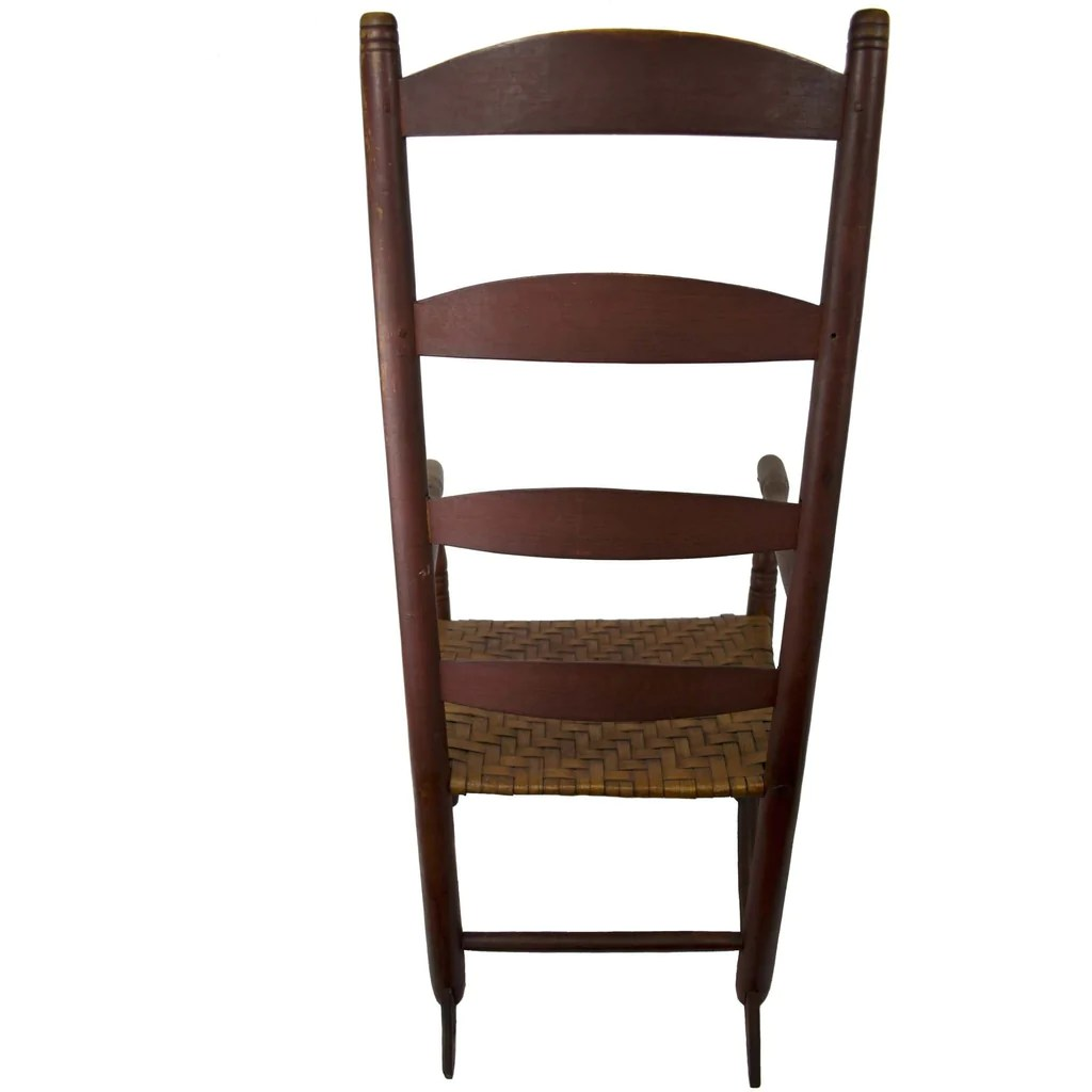 shaker ladder back chair pier one dining vintage rocking  avery teach