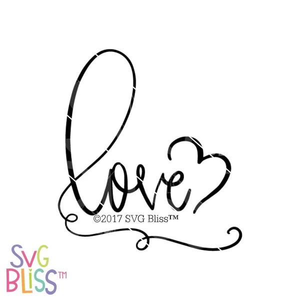 Download Love | SVG EPS DXF PNG