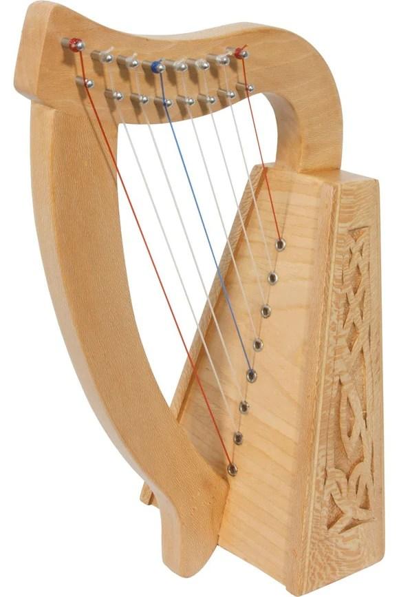 harps lark in the