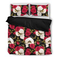 BEDDING SETS & PILLOWS  Skull Obsession
