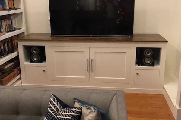 Diy Tv Lift Cabinet Plans